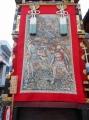 ゴブラン織りの見送り幕