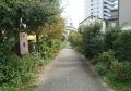 江若鉄道の跡