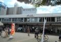 JR大津駅・駅前
