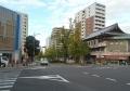 京町三丁目の交差点