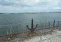 沖の防波堤