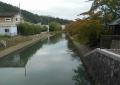 本町橋から見る上流