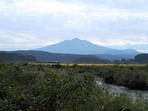 2018秋の岩木山
