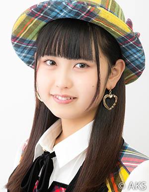 2018年AKB48プロフィール_原澤音妃