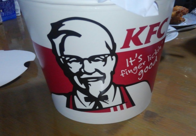 KFC(ケンタッキー・フライド・チキン) バースデーバーレル