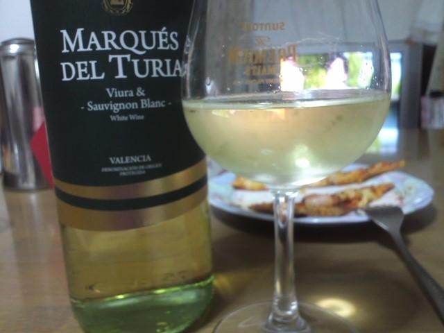 MARQUÉS DEL TURIA(ガンディア マルケス・デ・トゥーリア)白