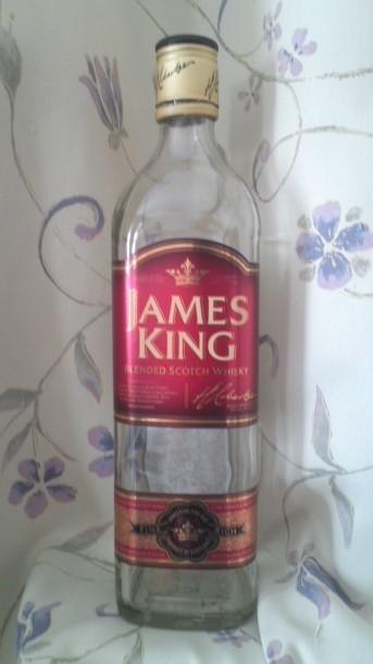 JAMES KING(ジェームズ・キング)レッドラベル