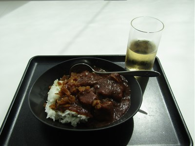 s-成田サクララウンジ カレー