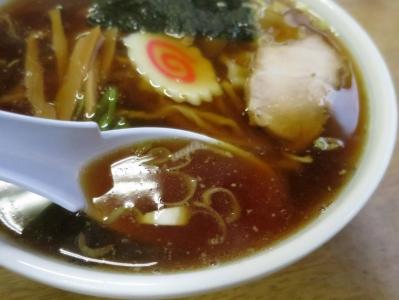 茶釜スープ