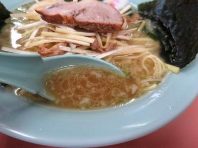 ラーショ棚倉スープ