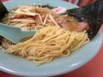 ラーショ棚倉麺