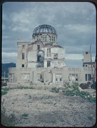 原爆ドーム(広島県産業奨励館)~広島県