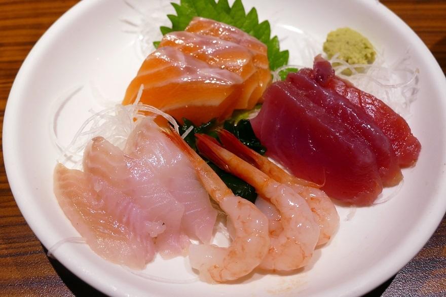 さくら水産・刺身定食 (2)