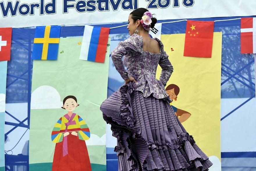 神戸ワールド・ペルーの民族舞踊#3 (0)
