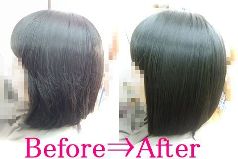 MM様before⇒after