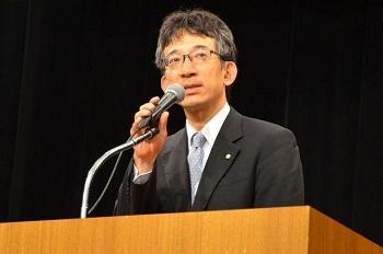 佐藤康光会長ご挨拶1-2