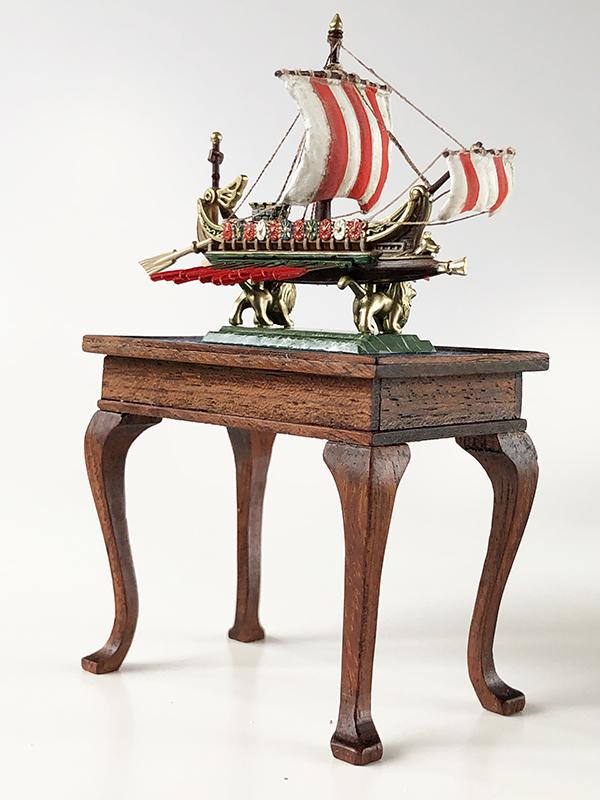 ローマの軍船10