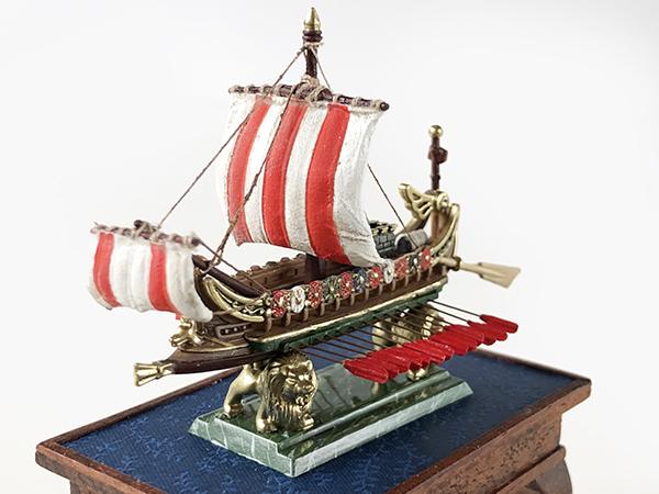 ローマの軍船9