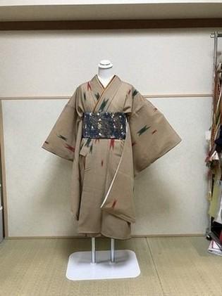 袴専用の着物
