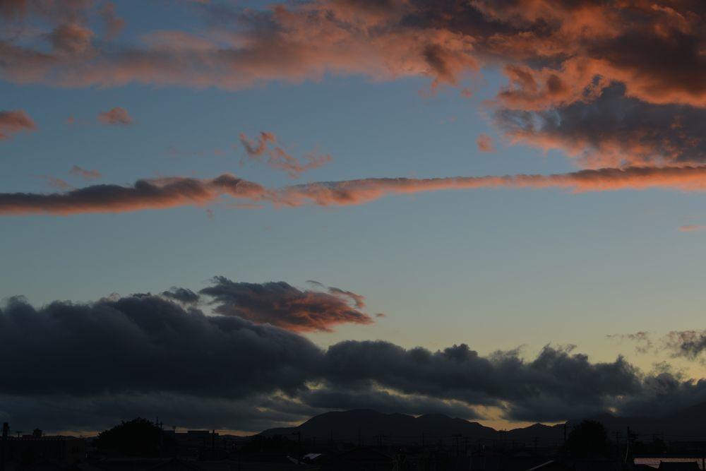 夕焼雲-5