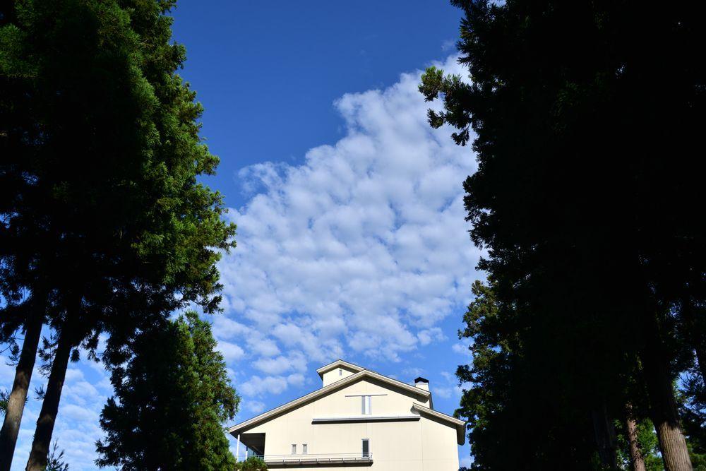 夏空の雲-3
