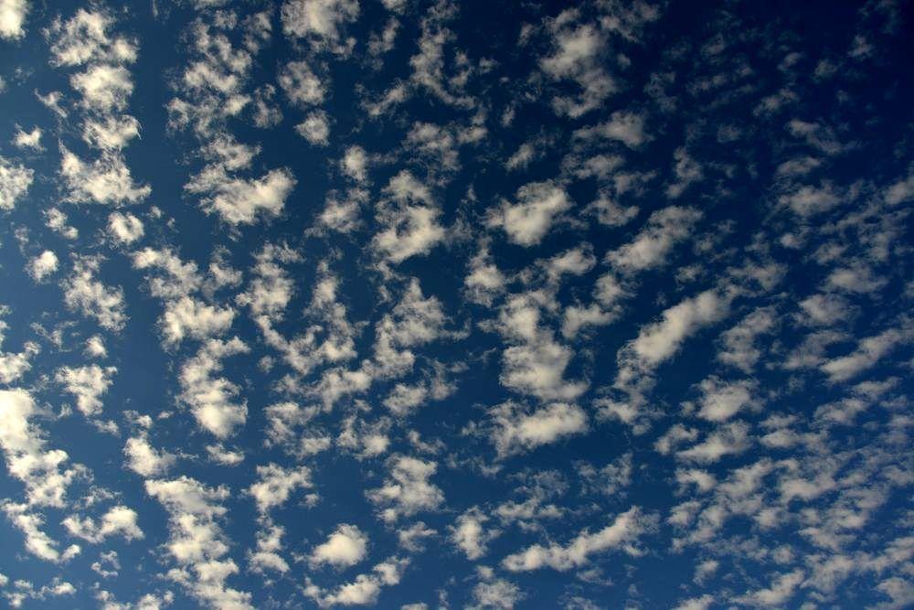 夏空の雲-5