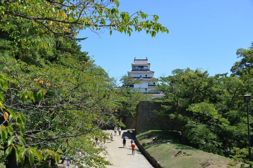 鶴ヶ城-1