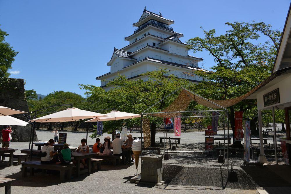 鶴ヶ城-2