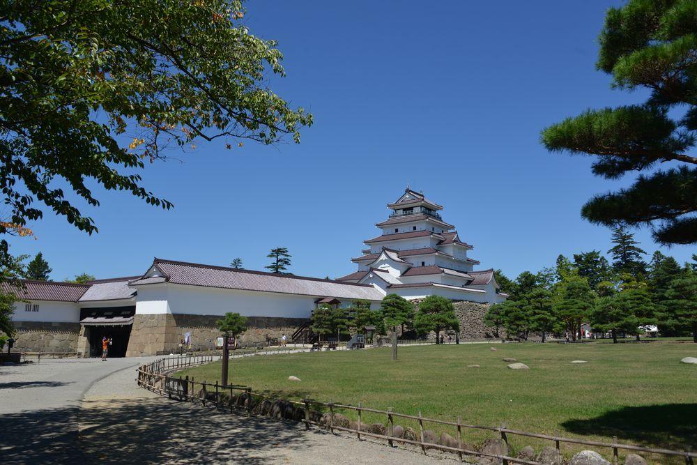 鶴ヶ城-4