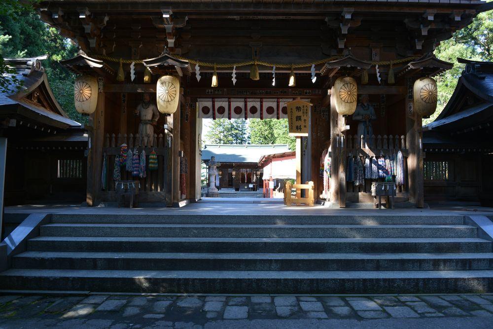 伊佐須美神社-3