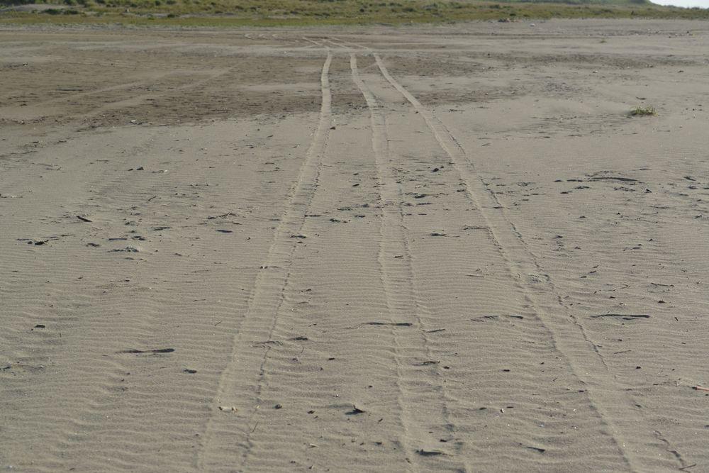 砂の浜-2