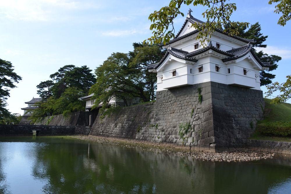 新発田城-1