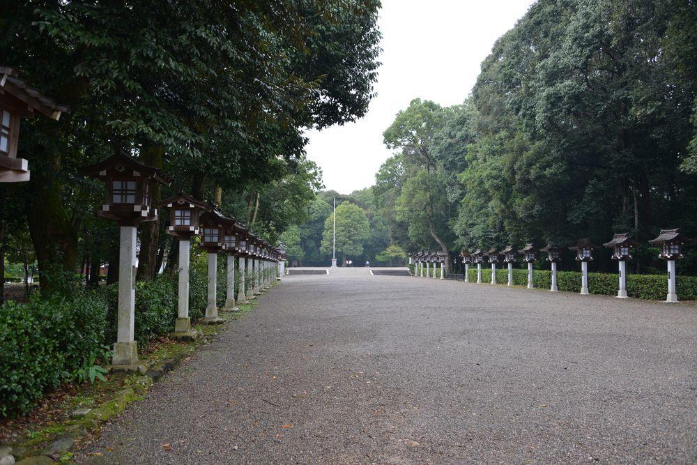橿原神宮-1