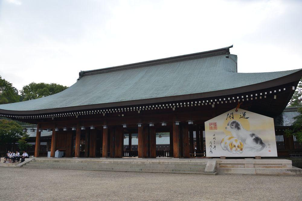 橿原神宮-2