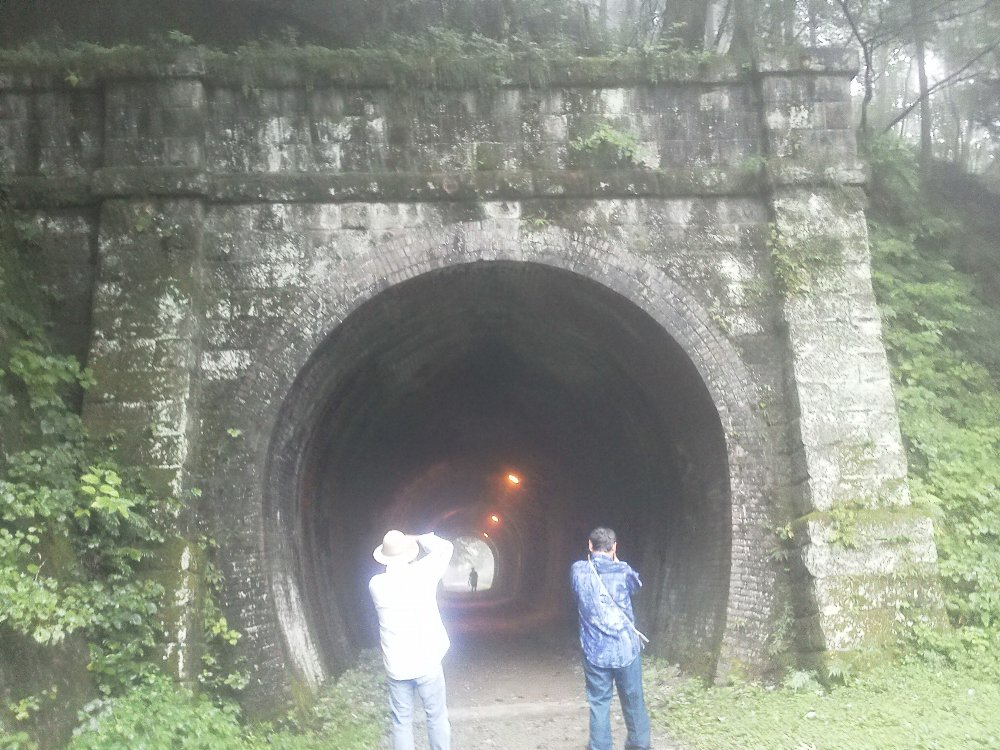 F1000355碓氷峠第四トンネル(4 11)8月29日
