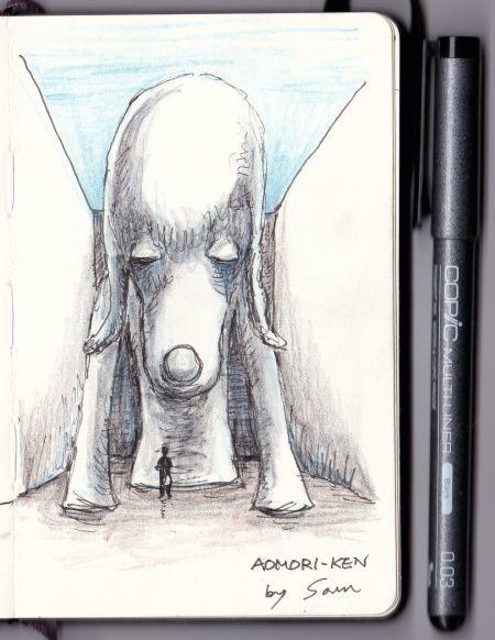 青森犬 001