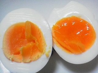 180821ママ直伝茹で卵