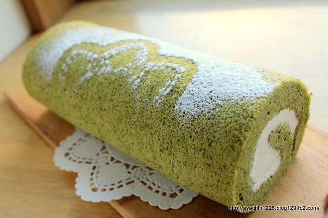 18.08.03抹茶のティラミスロールケーキ1