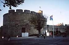 サンマロ城壁市役所