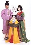 平城京貴族の服装