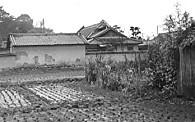 西の京の道大和棟