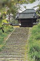 東大寺戒壇院石段
