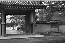 薬師寺南大門