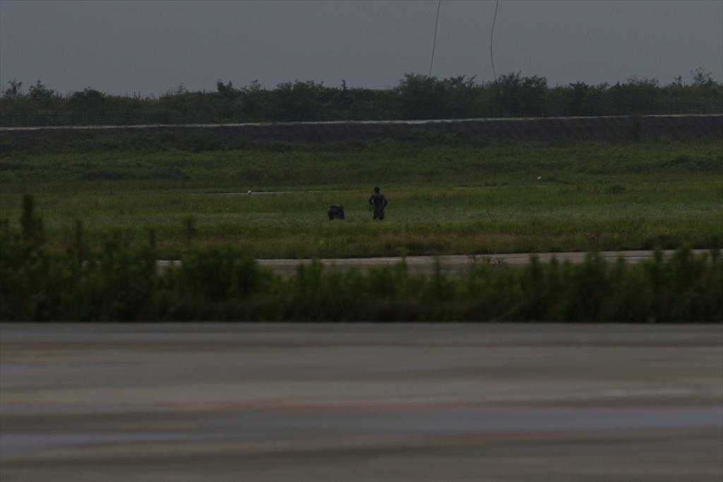 救難ヘリコプターUH-60Jの出動_18