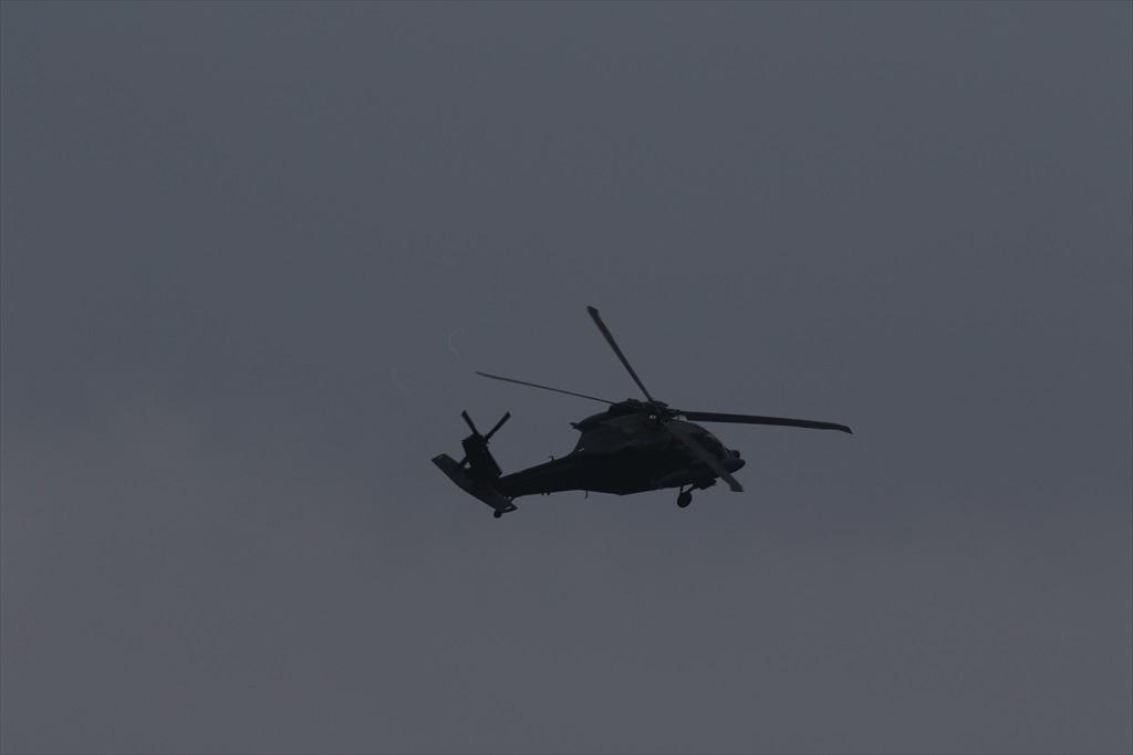 救難ヘリコプターUH-60Jの出動_35