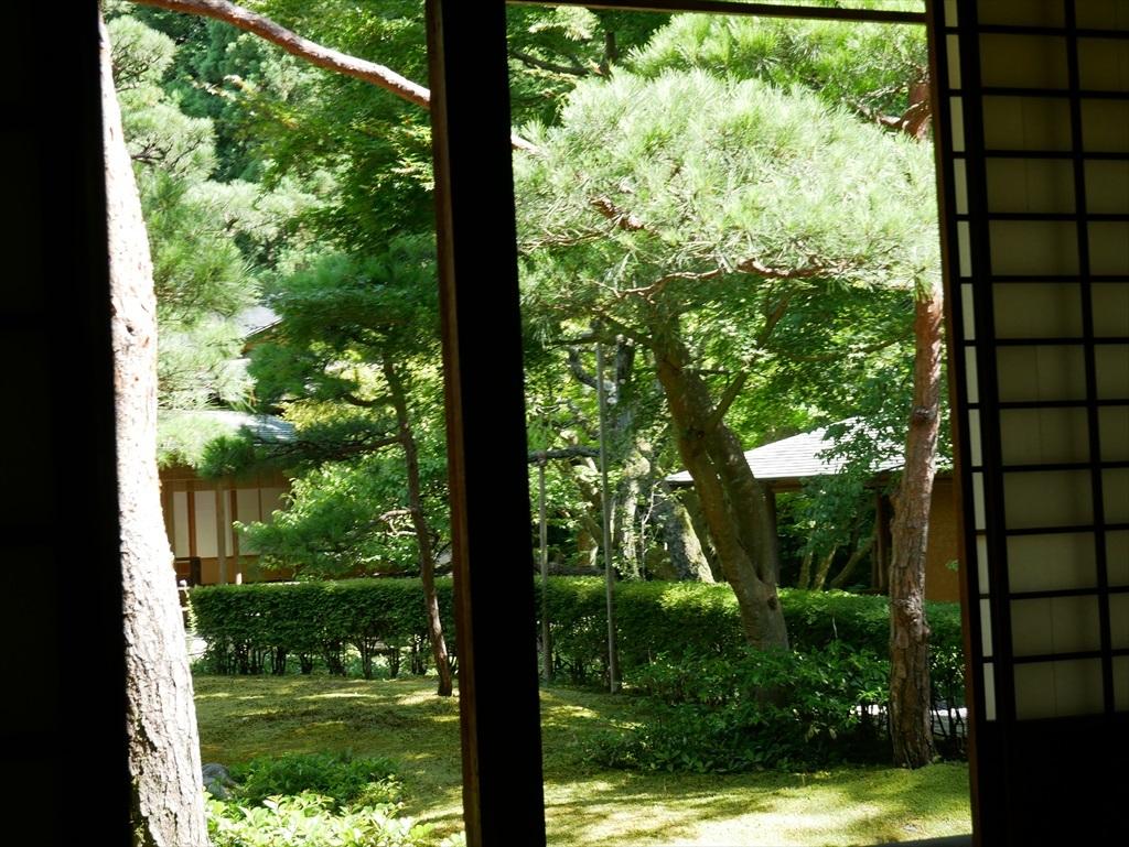 庭園を眺める_3