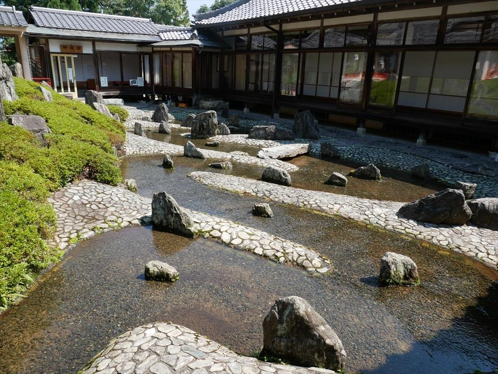 曲水の庭(平安風)_3