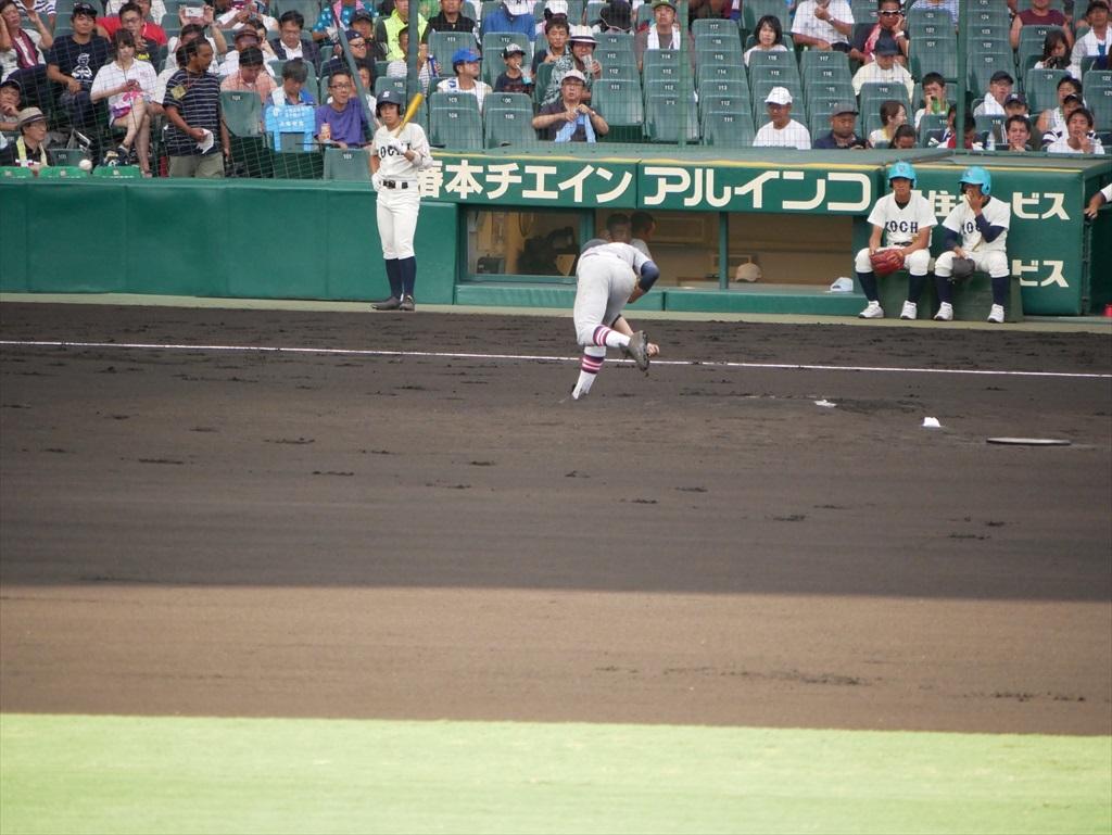 先発した生井君の投球フォーム_10