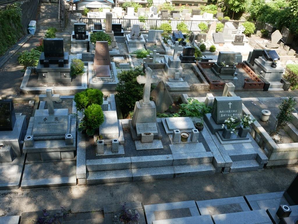 カトリック墓地_4