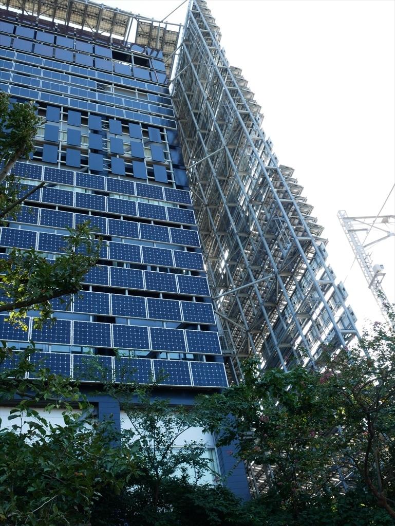 東京工業大学の校舎が近くに見えてきた_6